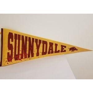 Buffy the Vampire Slayer Sunnydale Flag Banner
